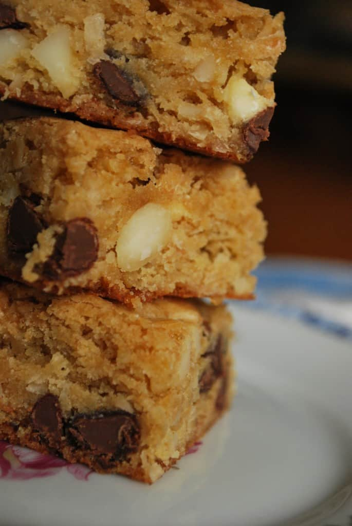 Congo Bars - The Live-In Kitchen