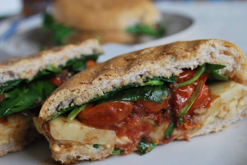 Green Island Sandwich