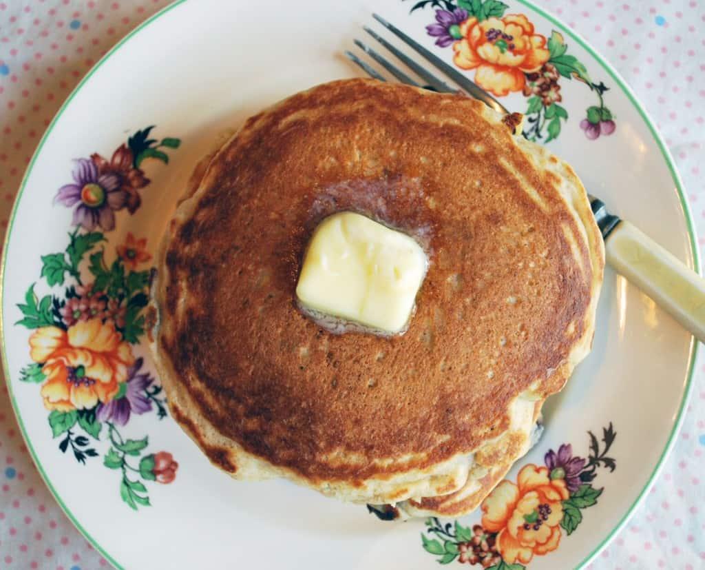 Pregnant Pancakes