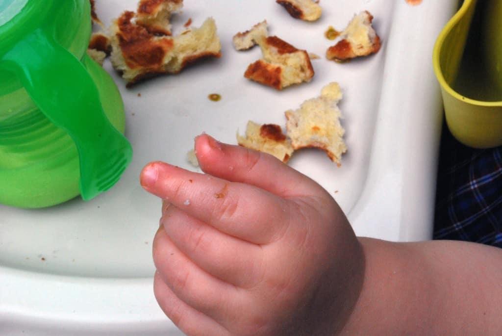 Baby Sugar Waffle Fingers
