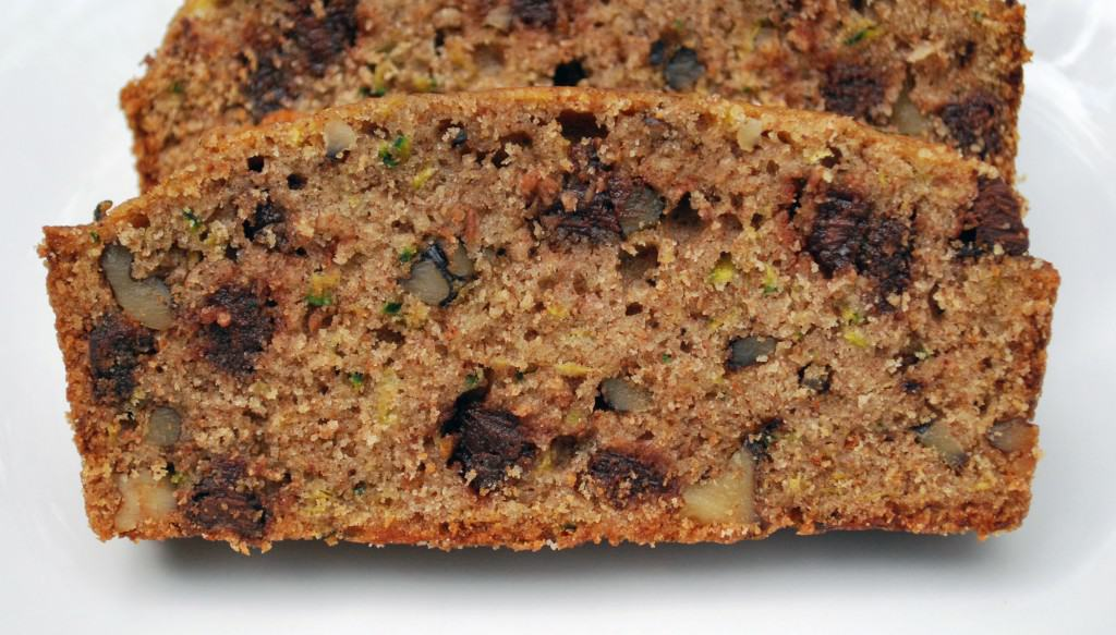 Chocolate Chip Zucchini Bread - The Live-In Kitchen