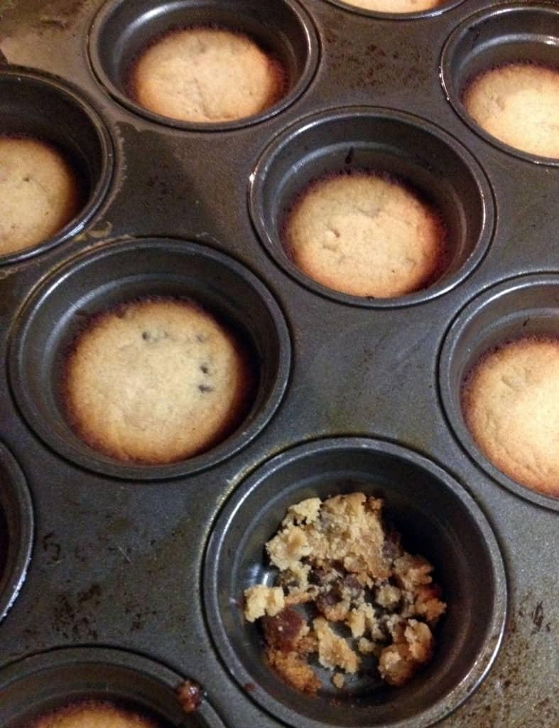 Coconut Flour Muffins Fail