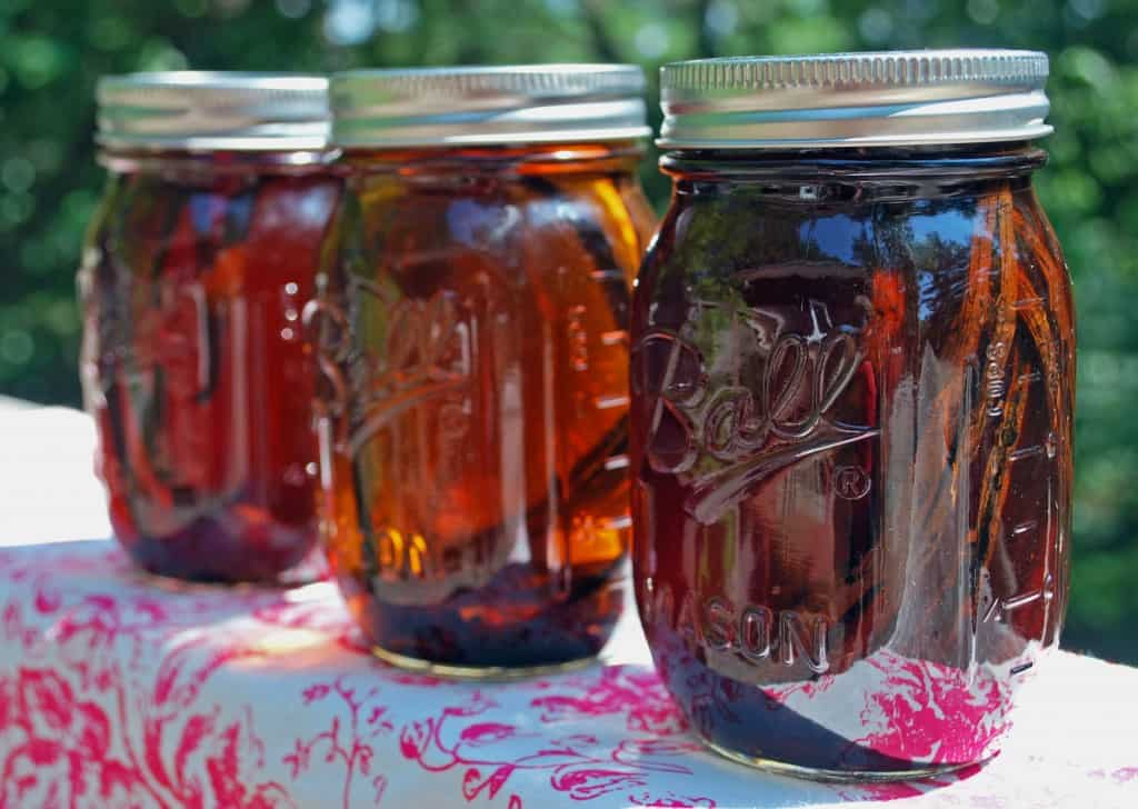 how to make vanilla extract with brandy