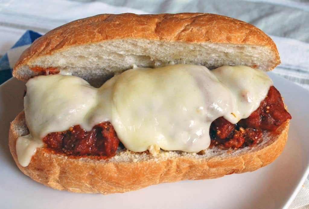 Let's add another one to the list. Italian Meatball Sandwich.