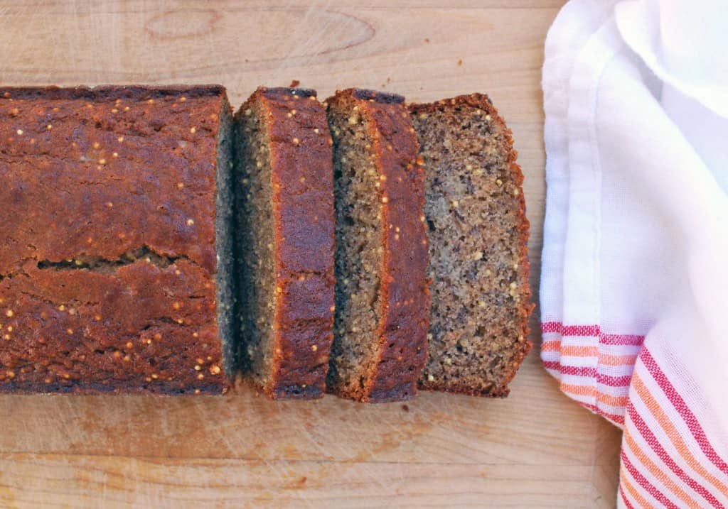 Millet Banana Bread