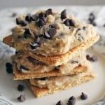 Chocolate Chip Cookie Dough Grahams