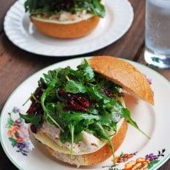 Balsamic and Sun-Dried Tomato Chicken Sandwich