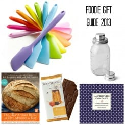 Foodie Gift Guide 2013 // The Live-In Kitchen