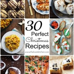 30 Perfect Christmas Recipes