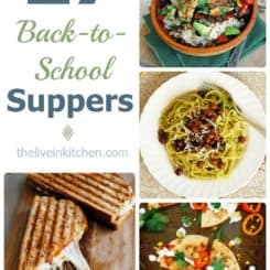 27 Quick Back-to-School Suppers