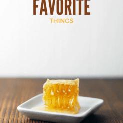 My Favorite Things Fall 2016