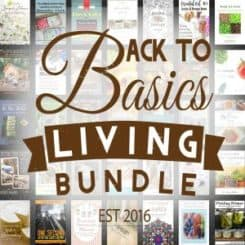 Back to Basics Living Bundle