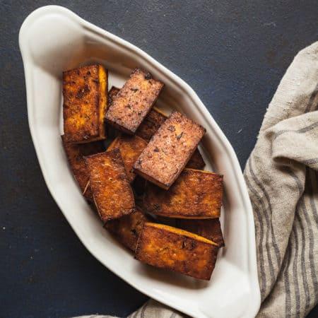 Cajun Tofu